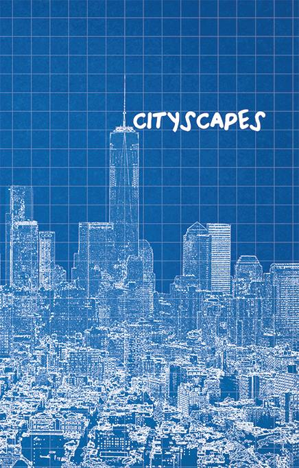 Cityscapes: An Anthology by Paper Plane Pilots Publishing